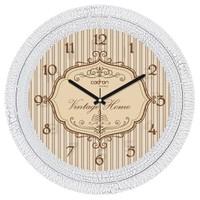 Cadran Luxury Dekoratif Çatlak Desen Duvar Saati-47