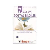 Sınav 7. Sınıf Sbs Sosyal Bilgiler Konu Anlatımları - Etkinlikler - Testler
