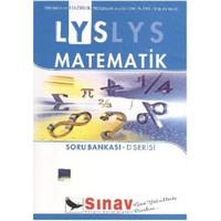 Sınav LYS Matematik Soru Bankası (D Serisi)