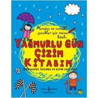Yağmurlu Gün Çizim Kitabım - Smriti Prasadam