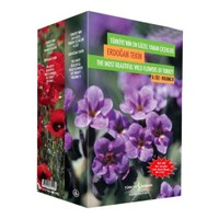 Türkiyenin En Güzel Yaban Çiçekleri (Kutulu)