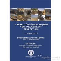 2. Yerel Yönetim Anlayışında Yeni Yaklaşımlar Sempozyumu