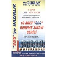 Tümay SBS 10 Adet Deneme Sınavı Serisi