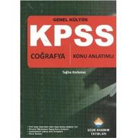 Uğur KPSS Genel Kültür (Coğrafya) Konu Anlatımlı