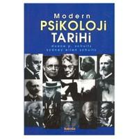 Modern Psikoloji Tarihi - Sydney Ellen Schultz