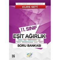 Fdd Yayınları 11. Sınıf Eşit Ağırlık Soru Bankası Kurs Seti-Kolektif