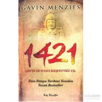 1421 – Çin'İn Dünyayı Keşfettiği Yıl-Gavin Menzies
