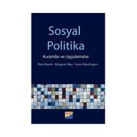 Sosyal Politika Kuramlar ve Uygulamalar