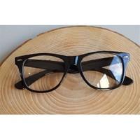 Köstebek Siyah Çerçeve Gözlük