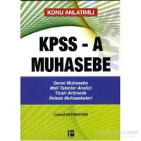 Kpss-A Muhasebe Konu Analtımlı