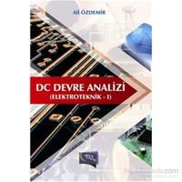 Dc Devre Analizi Elektroteknik 1-Ali Özdemir