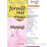 Formül 9. Sınıf Biyoloji Yaprak Testleri
