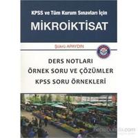 KPSS Ve Tüm Kurum Sınavları İçin Mikroiktisat