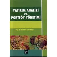 Yatırım Analizi Ve Portföy Yönetimi - Mehmet Baha Karan