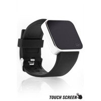 Upwatch Touch Shiny Silver Kol Saati