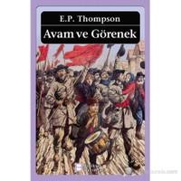 Avam Ve Görenek-E. P. Thompson