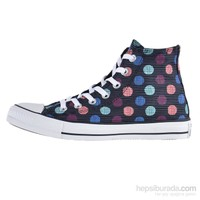 Converse Chuck Taylor All Star Dot High Kadın Spor Ayakkabı