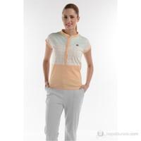 Fila Henley Gardenıa/Aprıcot Ice Tshirt 1.As11vıw374.131.G