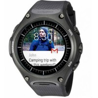 Casio WSD-F10 Smart Outdoor Akıllı Saat Siyah