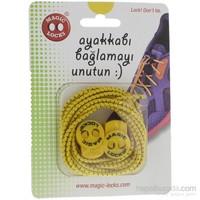 Magic Lock Elastik 15A1 Bağcık