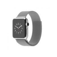 Apple Watch 38 Mm Paslanmaz Çelik Kasa Milano Loop Mj322tu/A Akıllı Saat