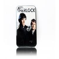 Köstebek Sherlock İphone 5 Telefon Kılıfı