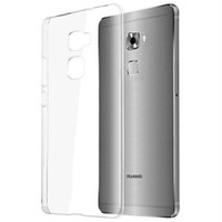 Microsonic Huawei Mate S Kılıf Kristal Şeffaf Arka Kapak