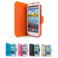 Kalaideng UNIQUE Series Samsung S3 Kılıf Beyaz