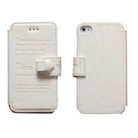 Kalaideng Viva Series iPhone 4/4S Kılıf Beyaz