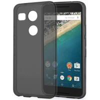 Ally Lg Nexus 5X 2015 Spada Ultra İnce Şeffaf Silikon Kılıf