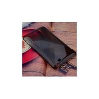 Ally Samsung Galaxy Note N7000 İ9220 Sert Plastik Şeffaf Kılıf