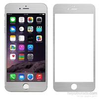 4Rmor Apple İphone 5/5S Alüminyum Metal Kenarlı Cam Ekran Koruyucu