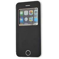 Yolope Apple İphone 6 Kılıf Orjinal Pencereli Siyah