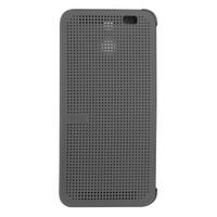HTC Desire 620 Dot View Kılıf Siyah - 99H20011-00