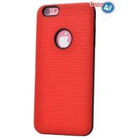 Case 4U Apple İphone 5 You Koruyucu Kapak Kırmızı
