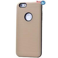 Case 4U Apple İphone 6 Plus You Koruyucu Kapak Altın