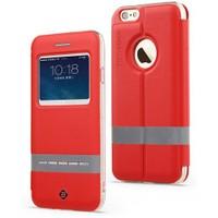 TotuDesign Apple iPhone 6 Kılıf Totu Design Touch Kırmızı
