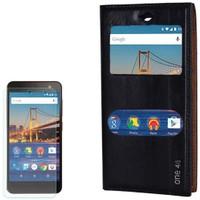 Cep Market General Mobile Android One 4G Kılıf Pencereli Milano Cam