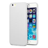 Microsonic Premium Slim İphone 6 Plus (5.5'') Kılıf Beyaz