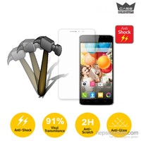 CaseCrown General Mobile 4G Android One Çizilmez Cam Ekran Koruyucu