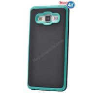 Case 4U Samsung Galaxy E5 Infinity Koruyucu Kapak Yeşil