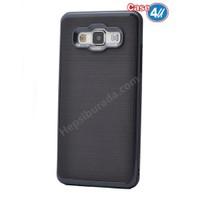 Case 4U Samsung Galaxy J5 Infinity Koruyucu Kapak Siyah