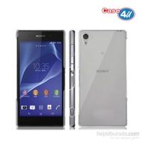 Case 4U Sony Xperia Z1 Füme Kılıf