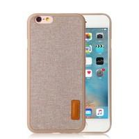 Baseus Kny Apple İphone 6 Plus/6S Plus Grain Serisi Arka Kapak