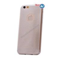 Case 4U Apple İphone 6 Plus Elgance Silikon Kılıf Şeffaf