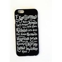 Köstebek Harry Potter - Magic İphone 6 Telefon Kılıfı