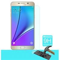 Microsonic Samsung Galaxy Note 5 Temperli Cam Ekran Koruyucu Film