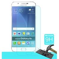 Microsonic Samsung Galaxy A8 Temperli Cam Ekran Koruyucu Film