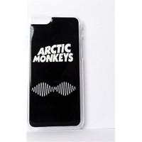 Köstebek Arctic Monkeys Logo İphone 6 Telefon Kılıfı