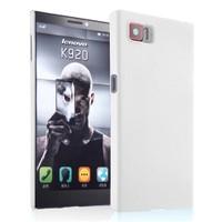 Microsonic Lenovo Vibe Z2 Pro Kılıf Premium Slim Beyaz